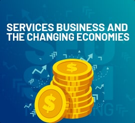 Services business and the changing economies Blog Block Image Topdelscoupon