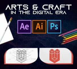 Arts and craft in the digital era Blog Block Image Topdelscoupon